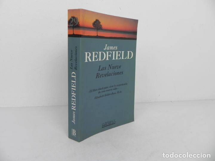 LAS NUEVE REVELACIONES (JAMES REDFIELD) EDICIONES B-1996, usado segunda mano