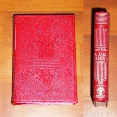 Libros de segunda mano: UNDSET, SIGRID. LA ZARZA ARDIENTE (CRISOL ; 384). Lote 207177325