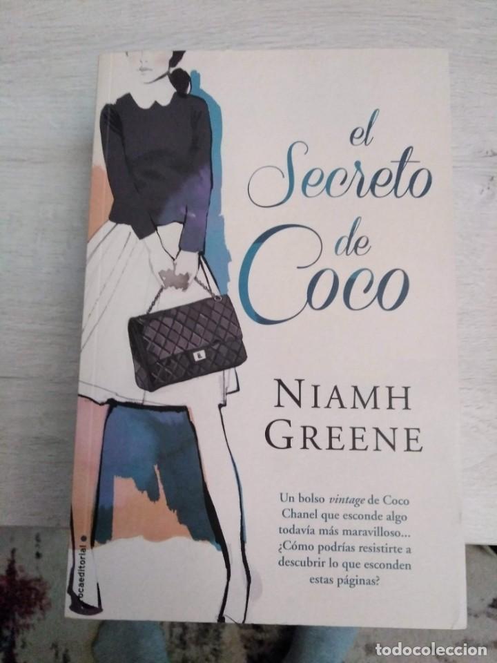 Usado, El secreto de Coco. Niamh Greene segunda mano