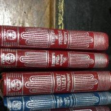 Libros de segunda mano: CINCO CRISOLINES PÍO BAROJA JUAN VARELA SAINZ DE ROBLES. Lote 207269141