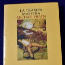 Livres d'occasion: TRAMPA MAESTRA, LA (NARRATIVA (SALAMANDRA)) - FRAYN, MICHAEL. Lote 207389127