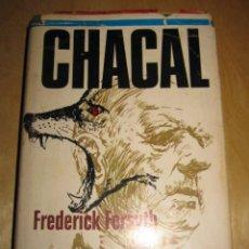 Libros de segunda mano: CHACAL. FREDERICK FORSYTH. Lote 207810473