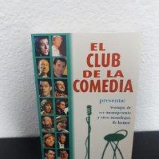 Libros de segunda mano: EL CLUB DE LA COMEDIA. Lote 207880388