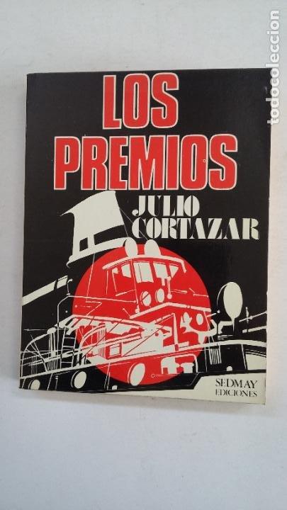 LOS PREMIOS. - JULIO CORTÁZAR. TDK180 (Libros de Segunda Mano (posteriores a 1936) - Literatura - Narrativa - Otros)
