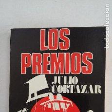 Libros de segunda mano: LOS PREMIOS. - JULIO CORTÁZAR. TDK180. Lote 221904270