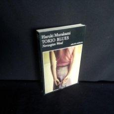 Libros de segunda mano: HARUKI MURAKAMI - TOKIO BLUES - TUSQUETS EDITORES 2005. Lote 208030387
