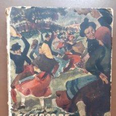 Libros de segunda mano: EL SABOR DE LA TIERRUCA - J. M. DE PEREDA - MOLINO - 1945. Lote 208181522