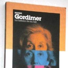 Libros de segunda mano: LA HISTORIA DE MI HIJO POR NADINE GORDIMER DE ED. DIARIO PÚBLICO EN BARCELONA 2010. Lote 208310155