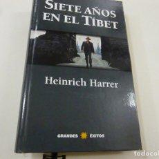 Livros em segunda mão: SIETE AMÑOS EN EL TIBET -EINRICH HARRER - N 8. Lote 208458546