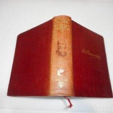 Libros de segunda mano: ARMANDO PALACIO VALDES OBRAS COMPLETAS II Q1300W. Lote 208680621