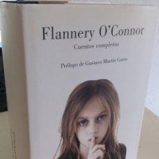 Libros de segunda mano: CUENTOS COMPLETOS - O,CONNOR, FLANNERY. Lote 208688043