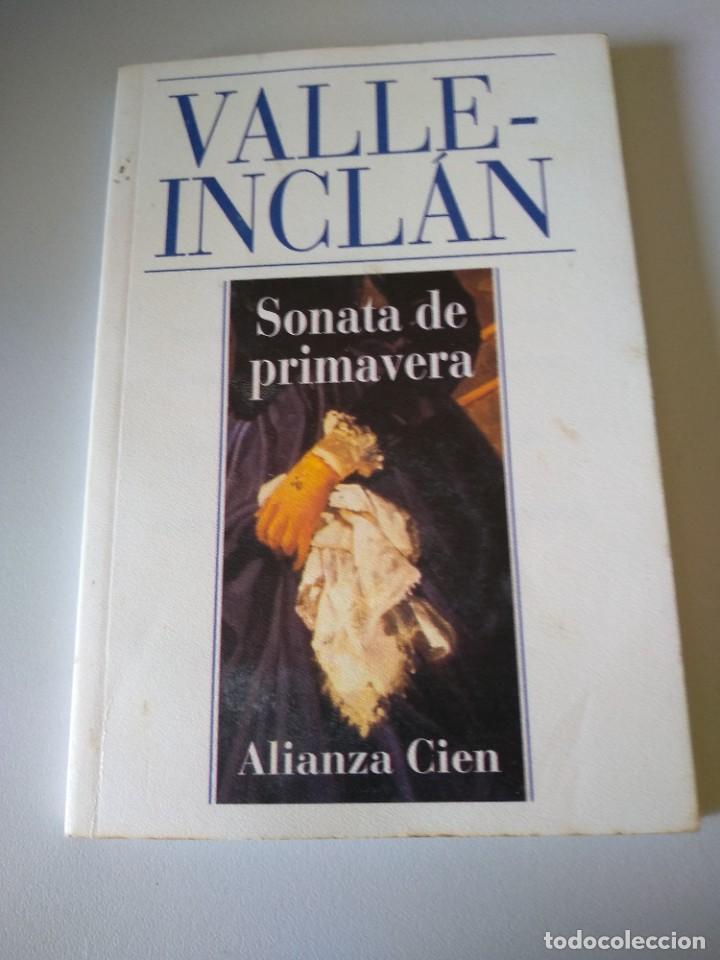 SONATA DE PRIMAVERA VALLE INCLAN ALIANZA CIEN (Libros de Segunda Mano (posteriores a 1936) - Literatura - Narrativa - Otros)