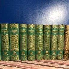 Libros de segunda mano: JACINTO BENAVENTE. OBRAS COMPLETAS (11 TOMOS) EDITORIAL AGUILAR. Lote 209071478