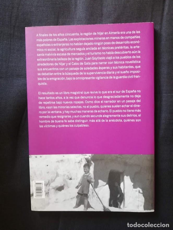 Libros de segunda mano: CAMPOS DE NÍJAR - JUAN GOYTISOLO - GALAXIA GUTENBERG - Foto 2 - 209120490