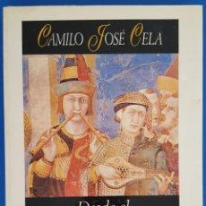 Libros de segunda mano: LIBRO / CAMILO JOSÉ CELA - DESDE EL PALOMAR DE HITA, PLAZA & JANES 1ª EDICION FEBRERO 1991. Lote 209179267