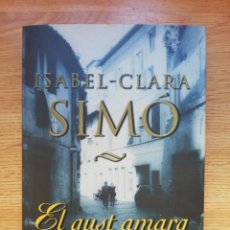 Libros de segunda mano: EL GUST AMARG DE LA CERVESA - ISABEL-CLARA SIMÓ (CATALAN). Lote 209588896
