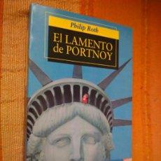 Livres d'occasion: EL LAMENTO DE PORTNOY. PHILIP ROTH. ALFAGUARA BOLSILLO, 1998.. Lote 209674575