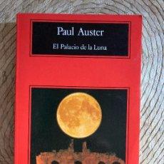 Livros em segunda mão: EL PALACIO DE LA LUNA – PAUL AUSTER. Lote 209858923
