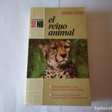 Libros de segunda mano: EL REINO ANIMAL JOAQUIN CUEVAS. Lote 209900841