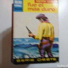 Libros de segunda mano: MINI LIBROS SERIE OESTE Nº 906 KEITH LUGER. Lote 209963132
