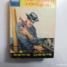 Libros de segunda mano: MINI LIBROS SERIE OESTE Nº 922 KEITH LUGER. Lote 209971920