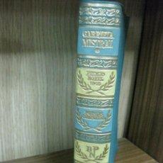 Libros de segunda mano: GABRIELA MISTRAL. POESIAS COMPLETAS. BIBLIOTECA PREMIOS NOBEL. AGUILAR, 1958. Lote 210033738