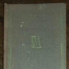 Libros de segunda mano: MARAGALL. OBRES COMPLETES. EDICIÓ DEFINITIVA. VOLUM XXV. APÈNDIX. DEDICAT I SIGNAT.. Lote 210040127