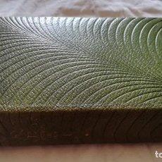 Livres d'occasion: OBRAS DE ALBERTO MORAVIA - I - - 1964 PLAZA JANES Z602. Lote 210060710