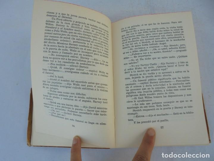 Libros de segunda mano: LA FURIA DE LOS JUSTOS. DON M. MANKIEWICZ. EDICIONES PEUSER. 1956 - Foto 9 - 210163187