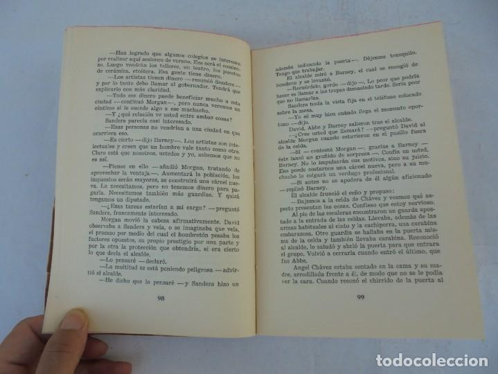 Libros de segunda mano: LA FURIA DE LOS JUSTOS. DON M. MANKIEWICZ. EDICIONES PEUSER. 1956 - Foto 10 - 210163187