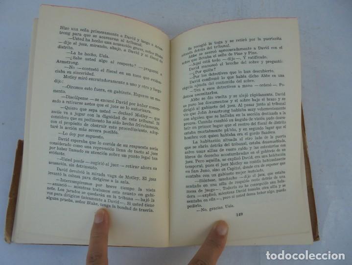 Libros de segunda mano: LA FURIA DE LOS JUSTOS. DON M. MANKIEWICZ. EDICIONES PEUSER. 1956 - Foto 11 - 210163187