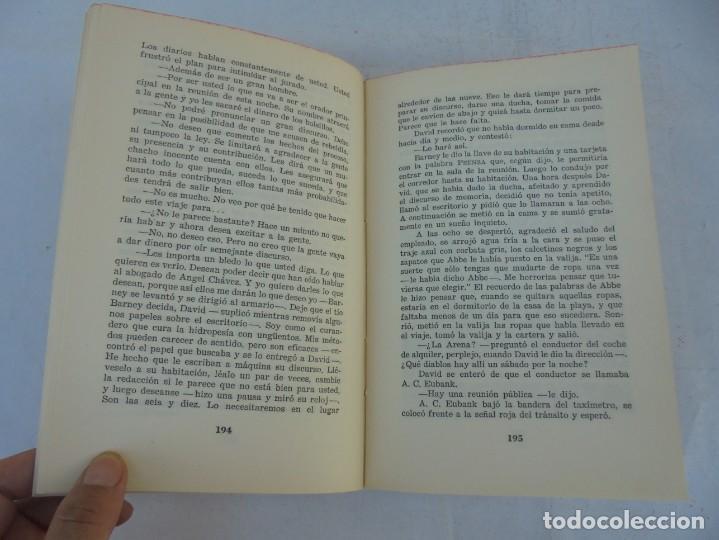 Libros de segunda mano: LA FURIA DE LOS JUSTOS. DON M. MANKIEWICZ. EDICIONES PEUSER. 1956 - Foto 12 - 210163187