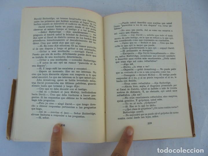 Libros de segunda mano: LA FURIA DE LOS JUSTOS. DON M. MANKIEWICZ. EDICIONES PEUSER. 1956 - Foto 13 - 210163187