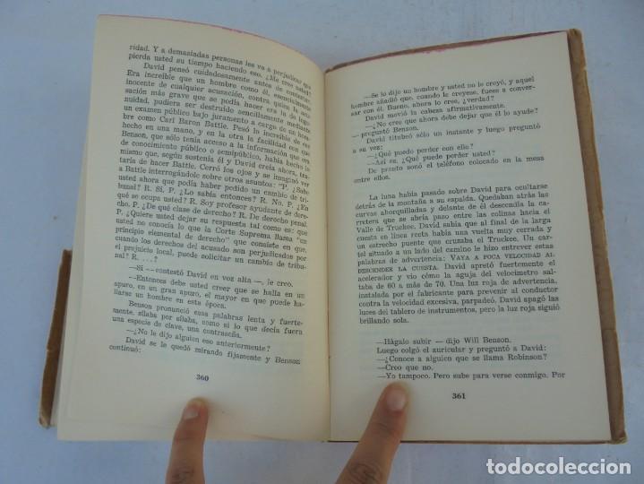 Libros de segunda mano: LA FURIA DE LOS JUSTOS. DON M. MANKIEWICZ. EDICIONES PEUSER. 1956 - Foto 14 - 210163187