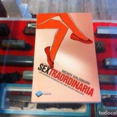 Libros de segunda mano: WENDY SALISBURY. SEXTRAORDINARIA. LOS DIARIOS PRIVADOS DE UNA MUJER MADURA. 2012, PLATAFORMA.. Lote 210185372