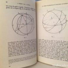 Libros de segunda mano: J. VERNET : ESTUDIOS SOBRE HISTORIA DE LA CIENCIA MEDIEVAL. (MATEMÁTICAS, ASTROLOGÍA Y ASTRONOMÍA, N. Lote 221485517