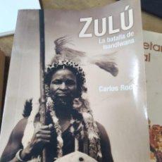 Livros em segunda mão: ZULÚ, CARLOS ROCA. L.11649-1444. Lote 210285465