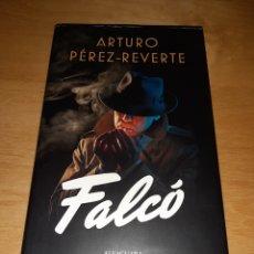 Libros de segunda mano: FALCÓ ARTURO PÉREZ REVERTE ALFAGUARA PRIMERA EDICIÓN. Lote 210335146