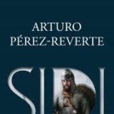 Libros de segunda mano: SIDI-UN RELATO DE FRONTERA- ARTURO PEREZ REVERTE. Lote 210429607