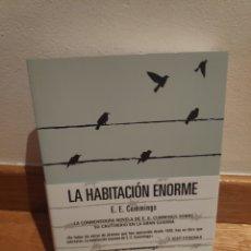 Libros de segunda mano: LA HABITACIÓN ENORME E E CUMMINGS. Lote 210465113