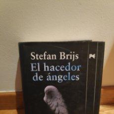 Libros de segunda mano: STEFAN BRIJS EL HACEDOR DE ÁNGELES. Lote 210465380