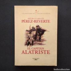 Libros de segunda mano: EL CAPITÁN ALATRISTE. ARTURO Y CARLOTA PÉREZ - REVERTE. ED. ALFAGUARA. 9ª EDICIÓN. MADRID, 1997.. Lote 210739389