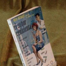 Libros de segunda mano: EL SEÑOR CENICIENTA,REX STOUT,EDICIONES G.P. 1964.. Lote 210773589