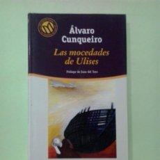 Libros de segunda mano: LMV - LAS MOCEDADES DE ULISES. ÁLVARO CUNQUEIRO. Lote 210774644
