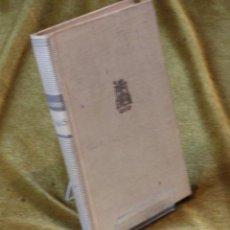 Libros de segunda mano: CLIMAS, ANDRÉ MAUROIS,JOSÉ JANÉS EDITOR,1950.. Lote 210950391