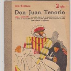 Libros de segunda mano: REVISTA LITERARIA Nº 1015. JOSÉ ZORRILLA. AÑO 1950. Lote 210960450