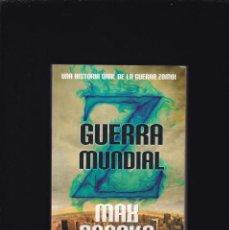 Libros de segunda mano: GUERRA MUNDIAL Z - MAX BROOKS - EDITORIAL ALMUZARA 2009. Lote 210960905