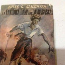 Libros de segunda mano: LA FATIDICA DAMA DE MADAGASCAR. Lote 210963907