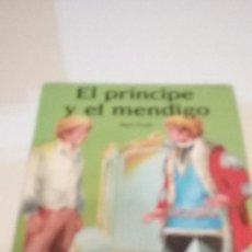 Libros de segunda mano: G-10 LIBRO EL PRINCIPE Y EL MENDIGO MARK TWAIN EDICIONES MATEU. Lote 210973066