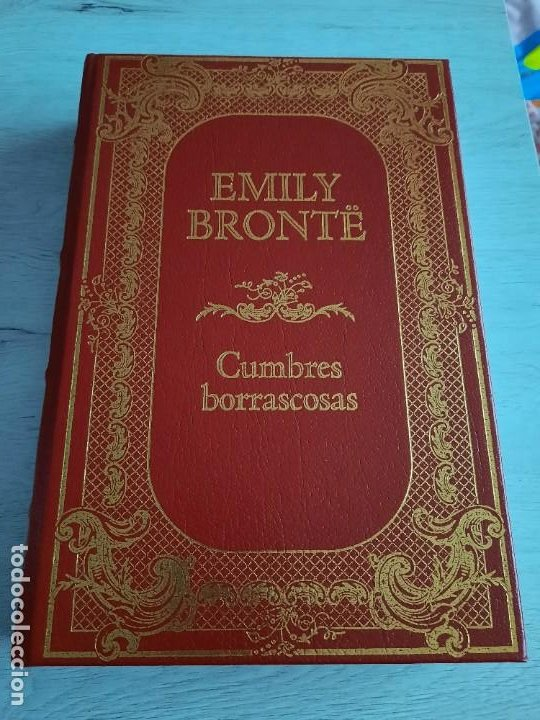 CUMBRES BORRASCAS. EMILY BRONTE (Libros de Segunda Mano (posteriores a 1936) - Literatura - Narrativa - Otros)
